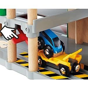 BRIO World – 33204 Parking Garage