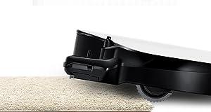 Samsung POWERbot R7010 Robot Vacuum easy pass wheels