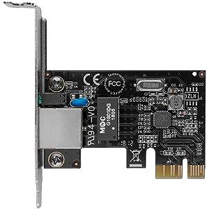 Amazon.com: StarTech.com Adaptador Tarjeta de Red: Computers ...