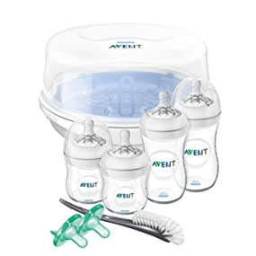 Philips Avent Natural Baby Bottle Essentials Gift Set