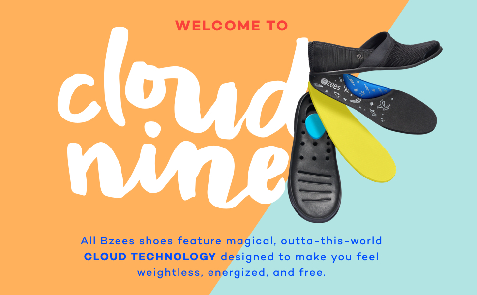 All Bzees feature magical, outta-this-world Cloud Technology