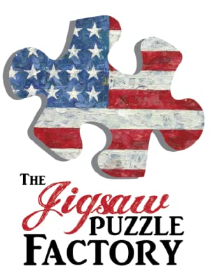 The Jigsaw Puzzle Factory 40001 Around The Farm