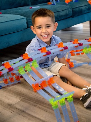 Building Toy for Young Children Ages 3-7