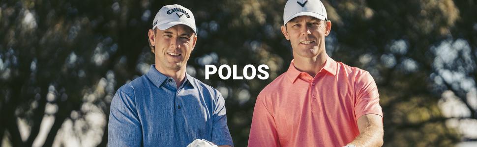 Men's Callaway Polos