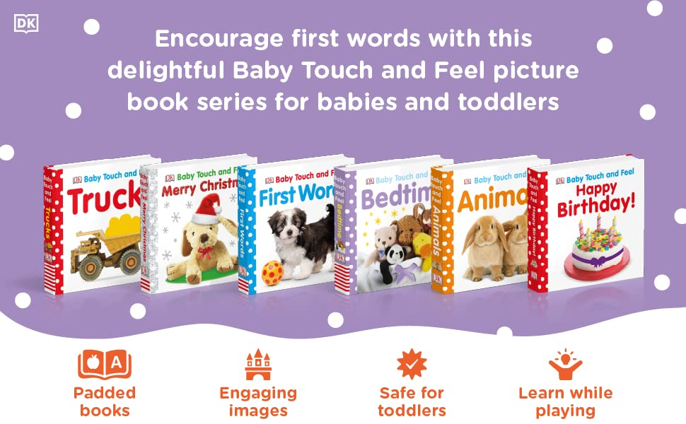 DK Publishers Baby Touch and Feel: Special Occasions