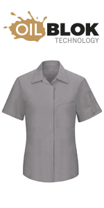 078e12b01f34a7 Men's Long Sleeve Performance Plus Shop Shirt with Oilblok Technology ·  Men's Short Sleeve Performance Plus Shop Shirt with Oilblok Technology ...
