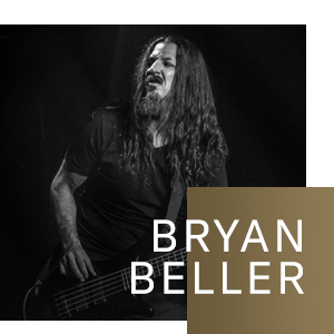 Bryan Beller Plays American Stage Cables