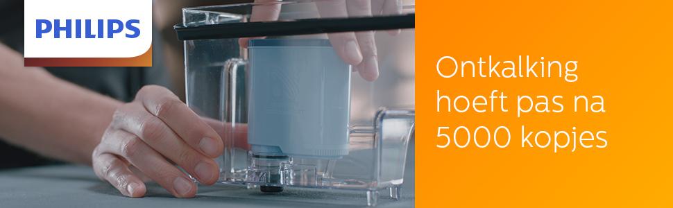 Philips Espressoapparaat Kalk- en waterfilter CA6903/22