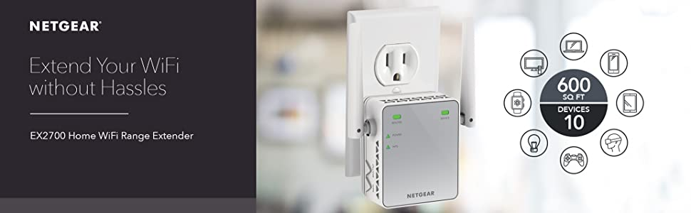 ex2700 home wifi range extender