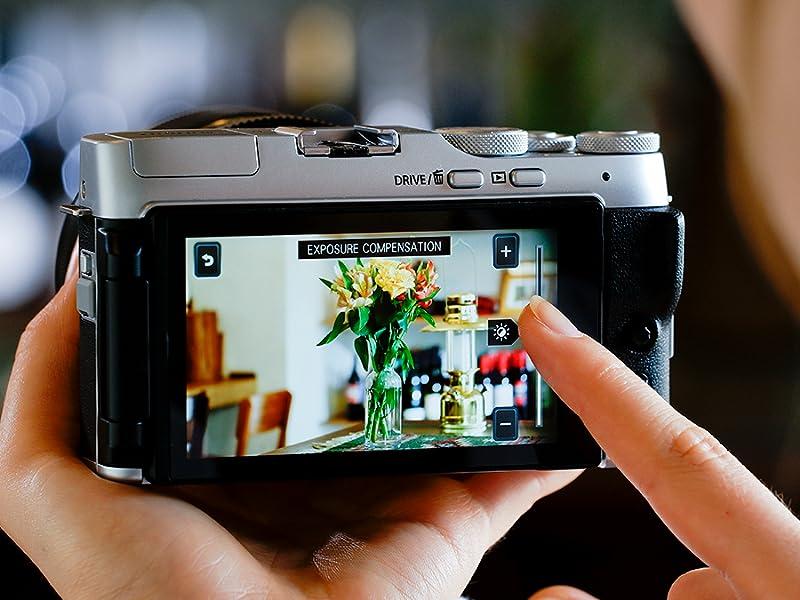 Cámara Fujifilm X-A7 mirrorless