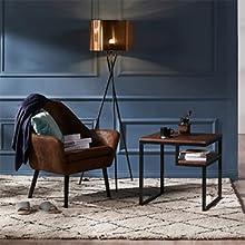 arm chair, brown chair, versanora