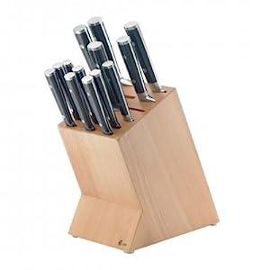 Maze Chef Knives 14-Piece Block Set