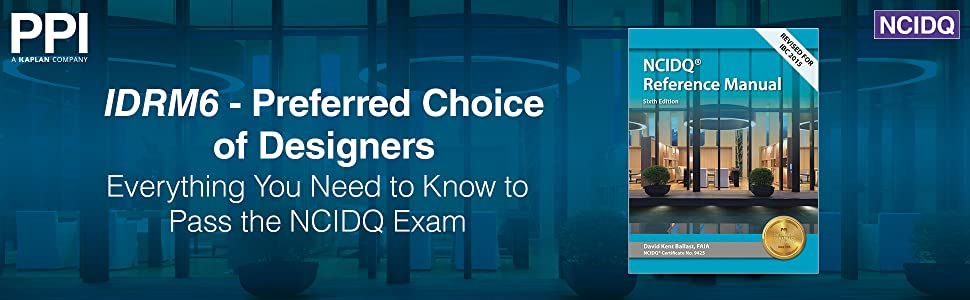 Everything You Need to Know to Pass the NCIDQ Exam