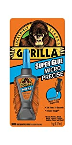 Gorilla Micro Precision Super Glue