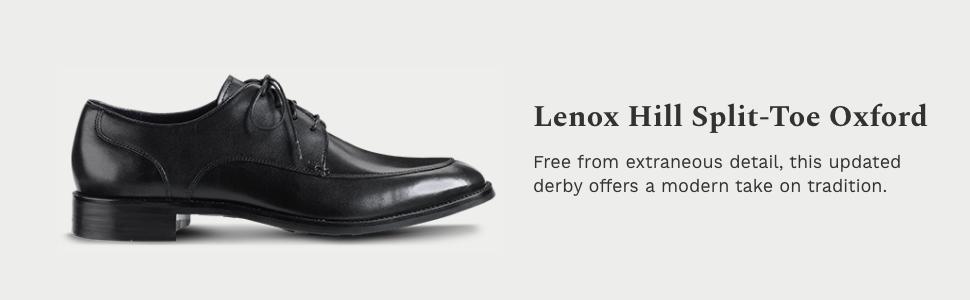 Cole Haan Men's Lenox Hill Split-Toe Oxford