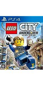 LEGO レゴ レゴシティ PS4 プレイステーション4 レゴブロック チェイス マケイン