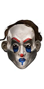 The Joker Henchman Happy Henchman costume mask
