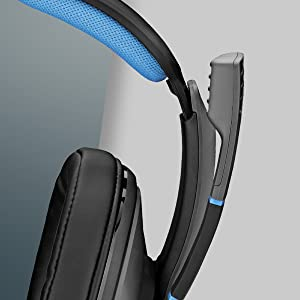 GSP 300 Ergonomic and stylish design