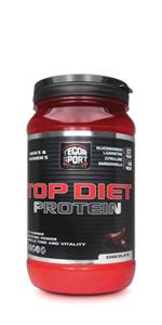 Tegor Sport Top Diet Protein Complemento Nutricional Sabor ...
