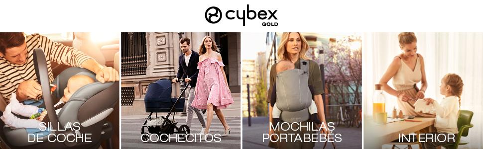 blanco Cybex Funda de verano para Silla de coche para ni/ños Pallas 2-Fix /& Solution X