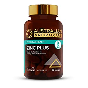 Australian NaturalCare - Zinc Plus