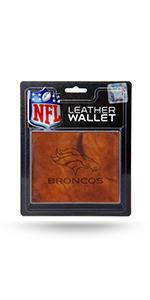wallet,mens wallet,wallet for women,wallet for men,leather wallet,NFL,Broncos,Denver Broncos
