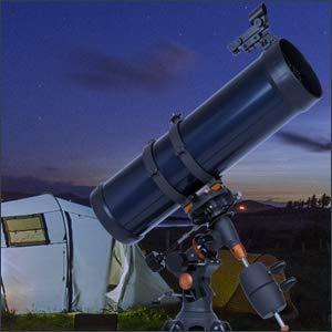 Celestron Astromaster 130eq Camera Photo