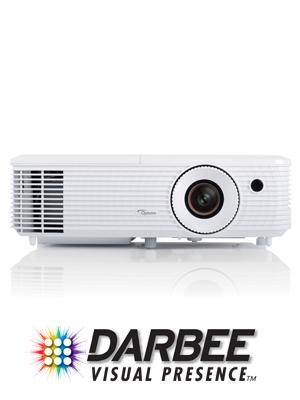 HD29darbee, darbee, projector, optoma