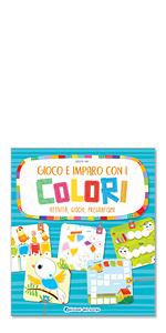 Gioco e imparo con i colori