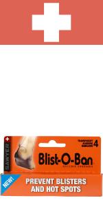 Blist-O-Ban Adhesive Bandages