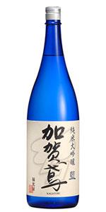 加賀鳶 藍