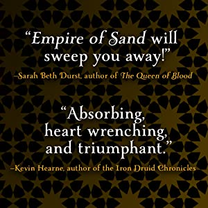 empire of sand, The Books of Ambha, Tasha Suri