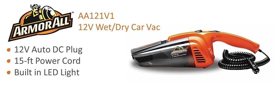 car vacuum, auto vac, handheld vac, wet dry, wet dry vacuum, shop vac, dustbuster, vacuum, armor all