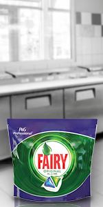 Ariel Professional Detergente en polvo - 82 lavados, caja de 5 kg ...