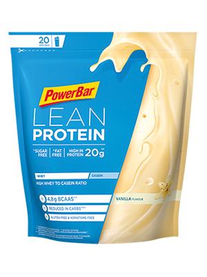 Powerbar Lean Protein Vanilla 500g - Suero de Leche en Polvo ...