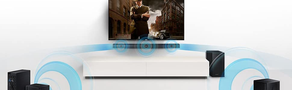 Samsung, AV, TV, HW-M360 Wireless Soundbar,Wireless,Subwoofer,sound,music,screen,home,xmas,present