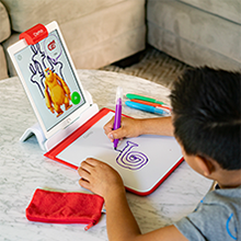 learn to draw faster than you could previously draw. let osmo teach these skjils imagination