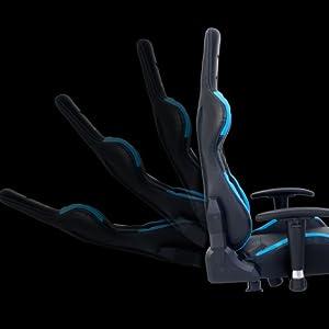 silla gaming reclinable