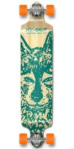 drop down longboard complete skateboard skate cruiser