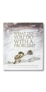 problem, compendium, kobi yamada, kid book, chance, idea