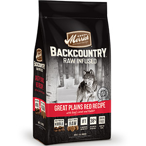 Backcountry Great Plains Red Recipe