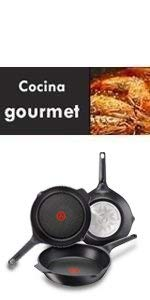 TEFAL AROMA · TEFAL EMOTION · TEFAL EXPERTISE · TEFAL DAILY COOK · TEFAL COMFORT GRIP
