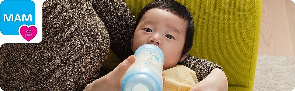 breastfeeding bottles breast feeding feeding bottles baby bottle MAM pacifier bottles for babies