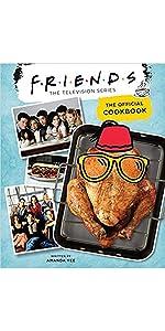 Friends Official Cookbook