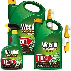 Weedol Gun! Fast Acting Weedkiller Range