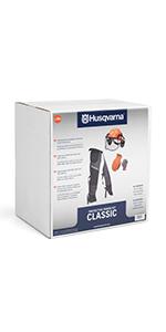 Husqvarna Chainsaw Chaps, Husqvarna Chainsaw Helmet, Husqvarna Chainsaw Gloves