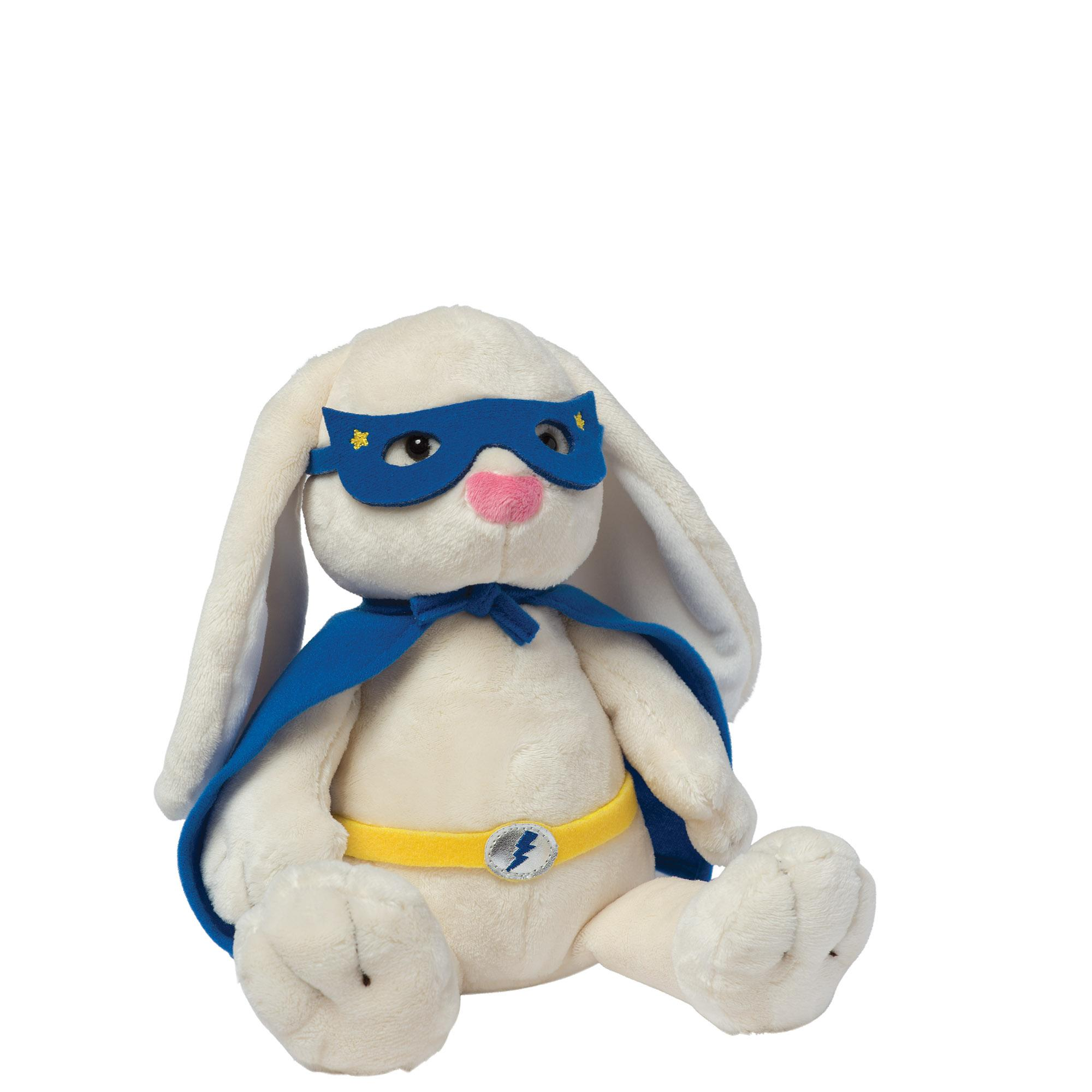 Amazon Manhattan Toy Superhero Bunny Plush Toy Toys & Games