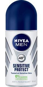 deodorant; roll on deodorant; sensitive deodorant; sensitive skin deodorant
