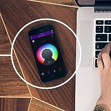 LIFX + (E27) Wi-Fi Smart LED Light Bulb