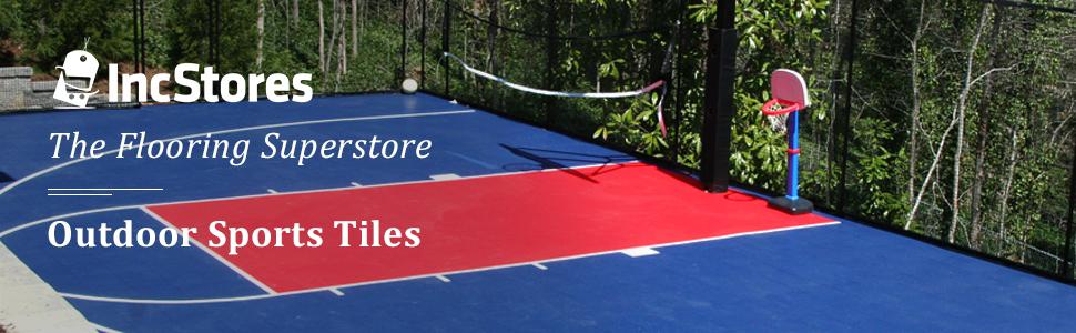 Amazon.com: IncStores - Baldosas de baloncesto para deportes ...
